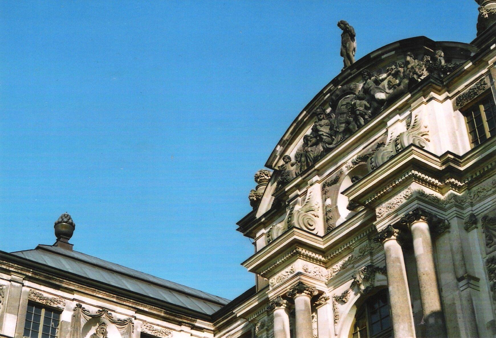 Palais Im Grossen Garten Garten Pictures Landmarks