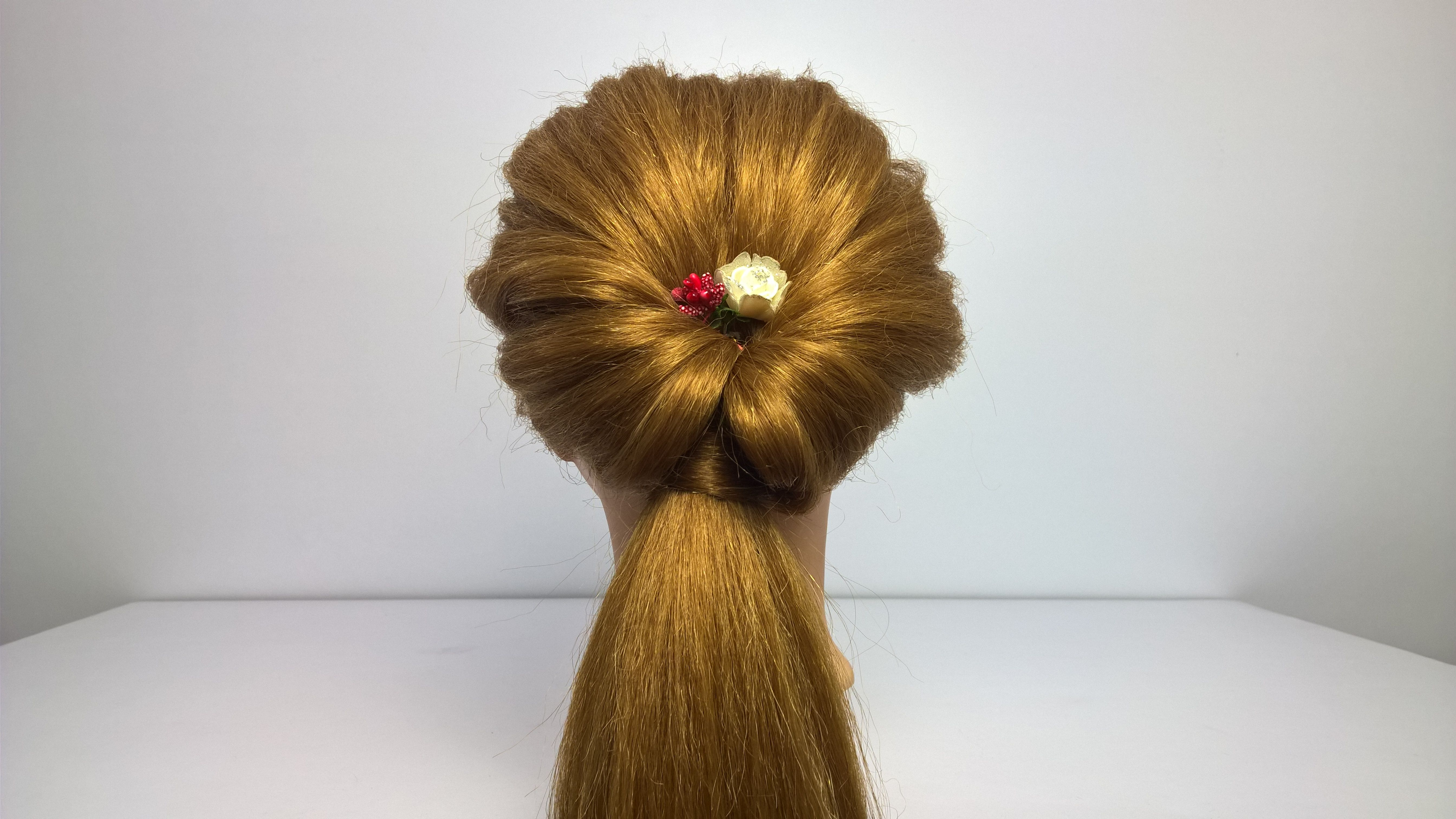 Full Video Hairstyle Easy To Make As Well As Very Stylish Easy Hairstyles Straight Hairstyles