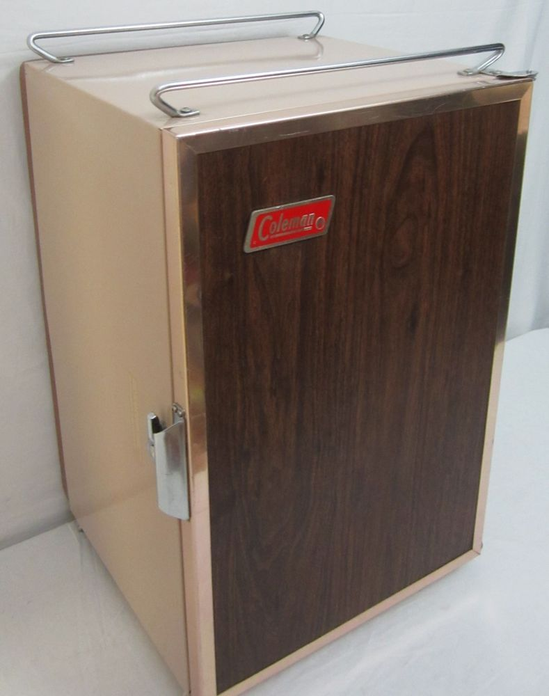 Metal Cooler Refrigerator Ice Chest