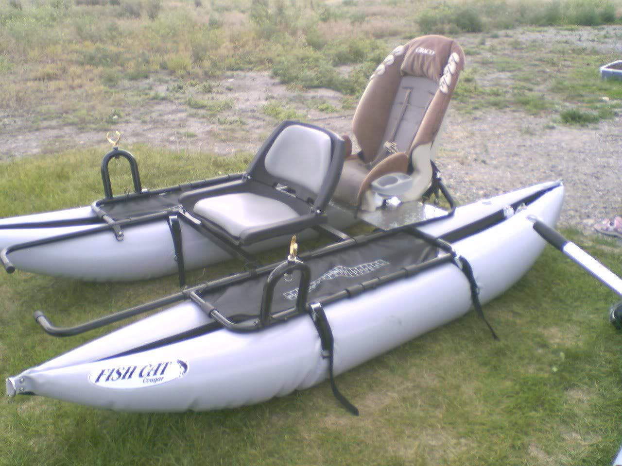 Fly fishing pontoon boat fishing pinterest pontoons for Inflatable fishing pontoon
