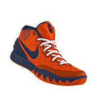 I designed the orange Illinois Fighting Illini Nike men's basketball shoe  with dark blue and white · Women's BasketballFairfield UniversityState ...