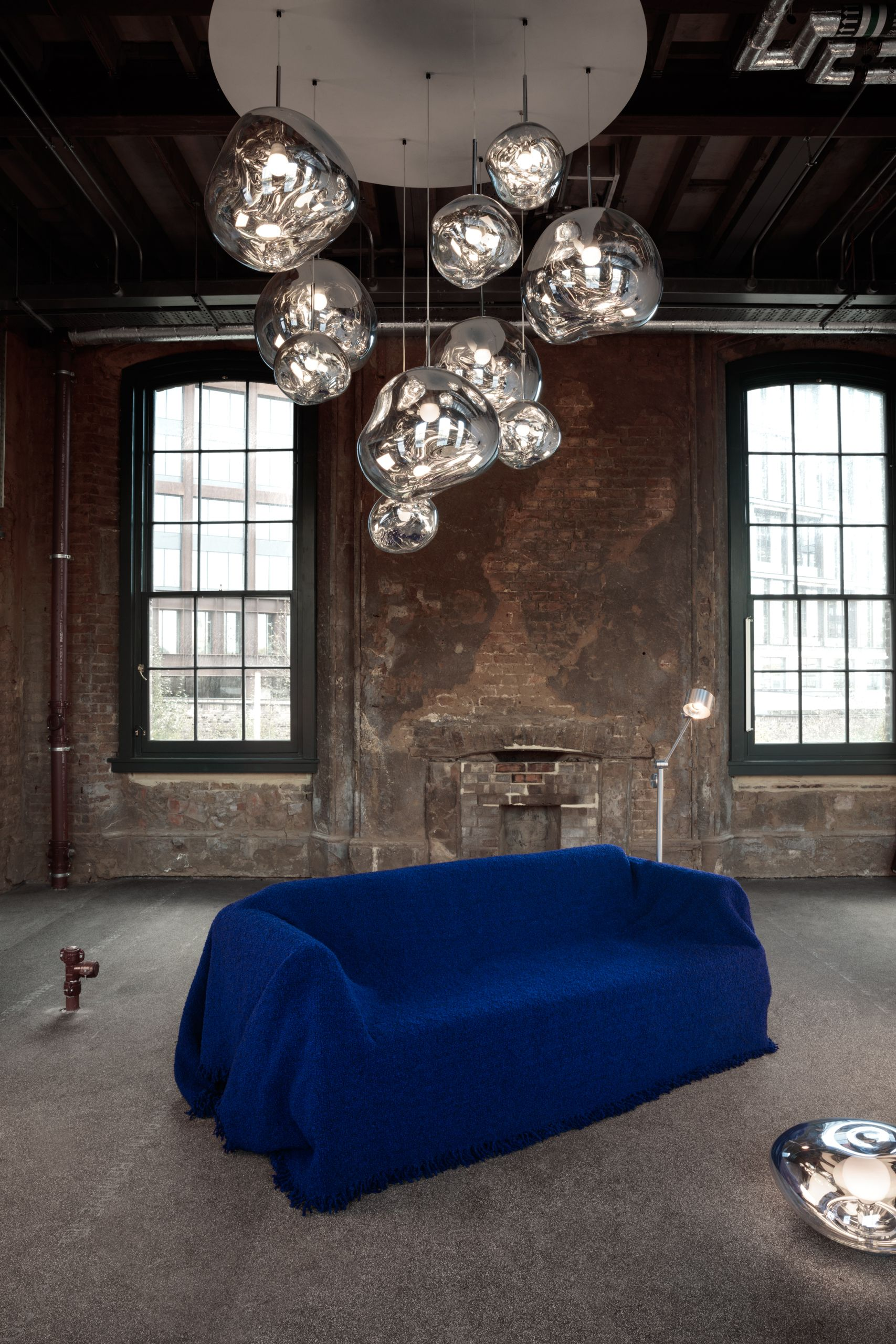 Ikea Tom Dixon S Hackable Delaktig Sofa Debuts In Europe Modular Bed Furniture Tom Dixon