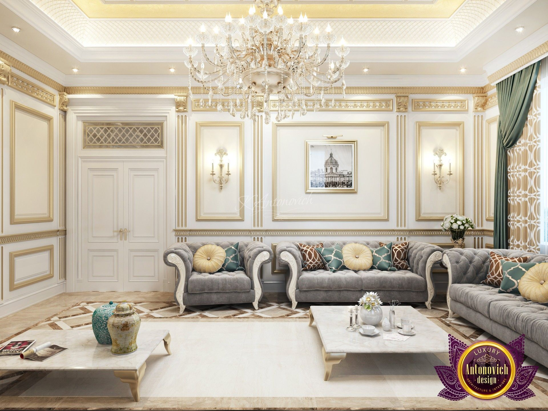 Gorgeous Living Room Design  If You Are Looking For