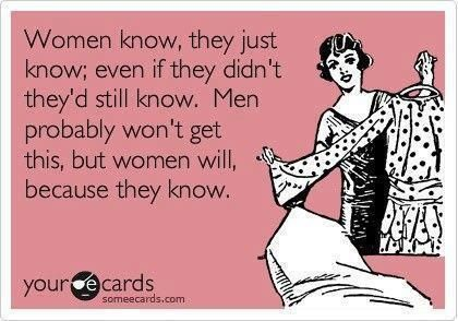 this is why i love being a woman!