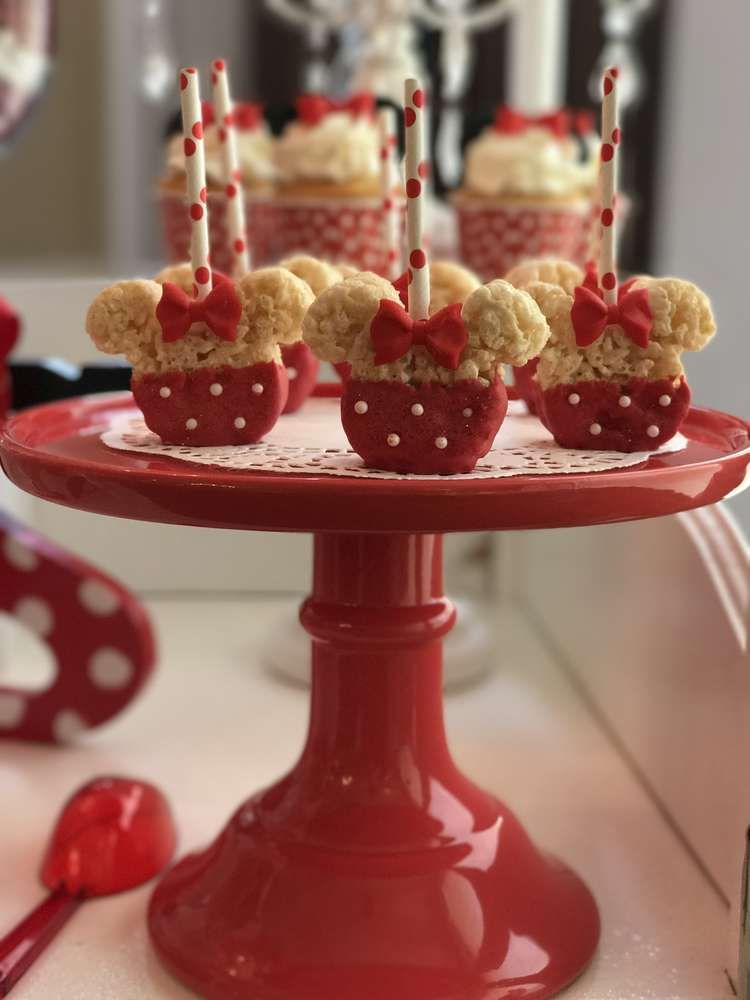Minnie Mouse Birthday Party Ideas |
