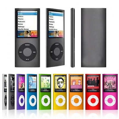 Details about MP3 Player 1.8 inch 1632GB Music Playing FM