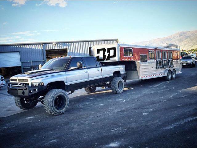 My Dream Truck 96 Dodge Cummins 12v 4 Door 800hp Compound Turbos Diesel Trucks Trucks Cummins Trucks