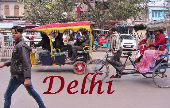 ~ Delhi Vieja Delhi