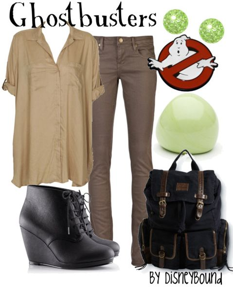 Disney Bound - Ghostbusters