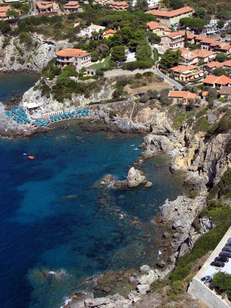 Bagno Delle Donne Talamone Spiagge Toscana Spiaggia