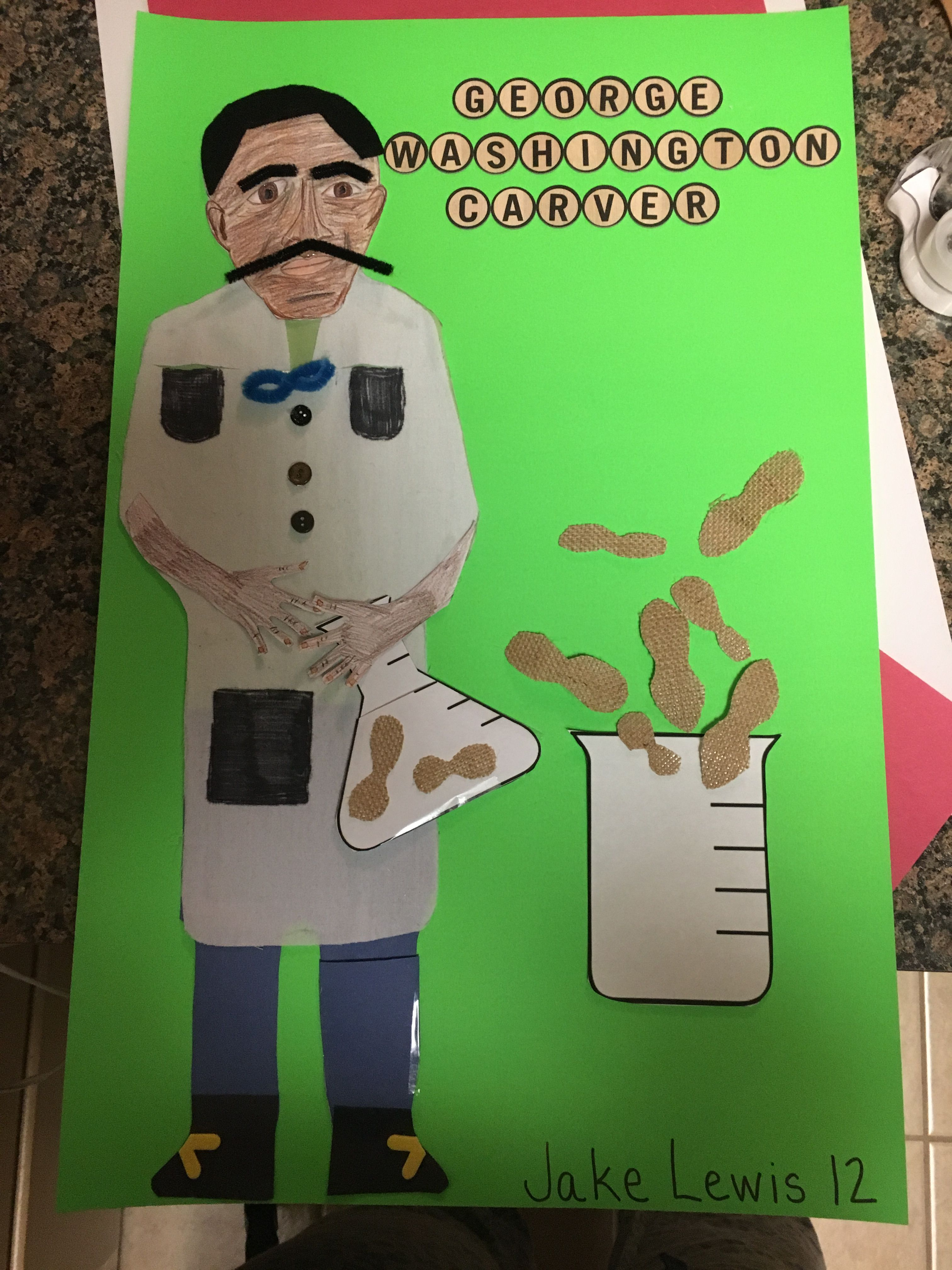 George Washington Carver Biography Project