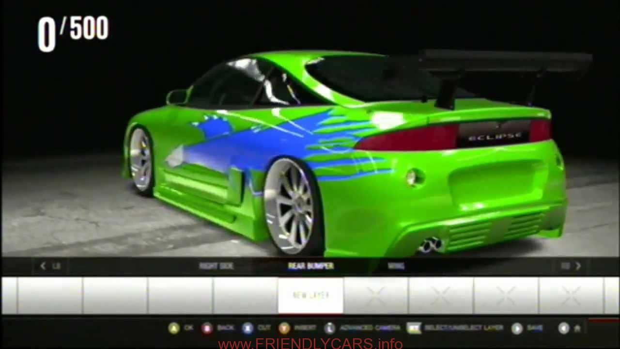 Toyota Supra From The Fast And The Furious Nice Toyota Supra Fast And Furious Green Car Images Hd Fast And