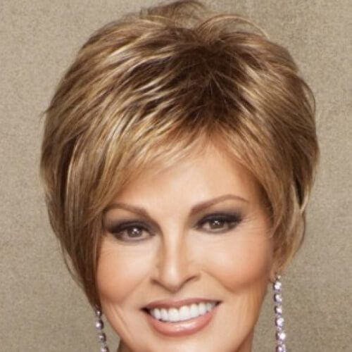 Short Haircuts For Round Faces And Thin Hair Over 50 Hair Styles