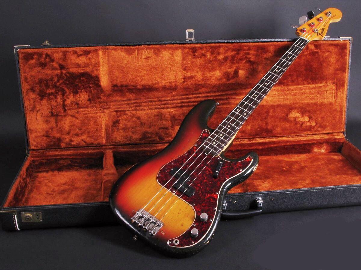 1971 Fender Precision Bass | Bass Guitars | Pinterest | Guitarras