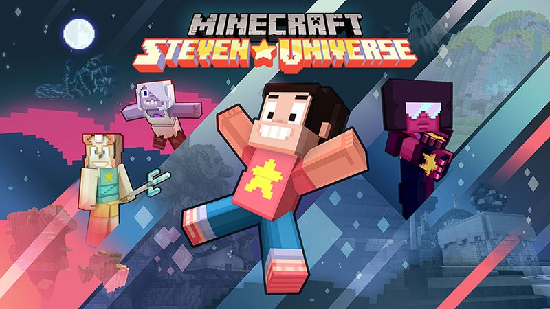 Check Out Steven Universe Mash Up A Community Creation Available In The Minecraft Marketplace Steven Universe Minecraft Game Store