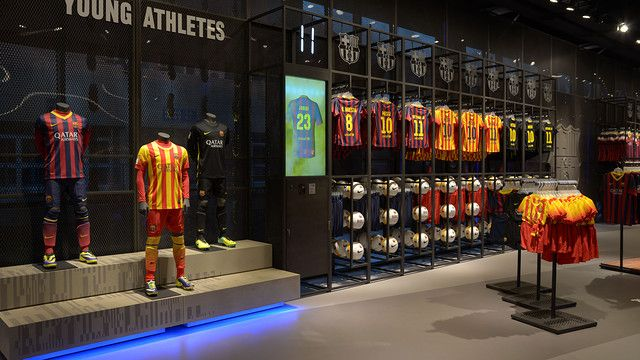 Branded Content Nike ID F.C.Barcelona The Storytellers