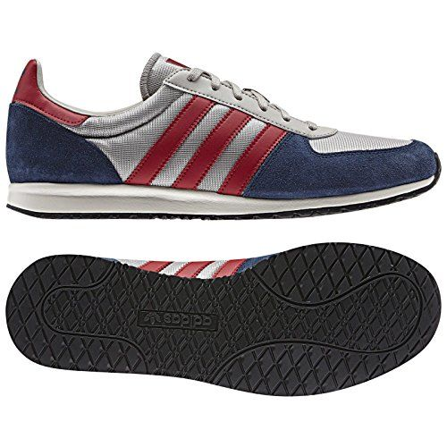 02f4e390c9712 Amazon.com: Adidas Originals Adistar Racer G95884 Grey/Red/Blue ...