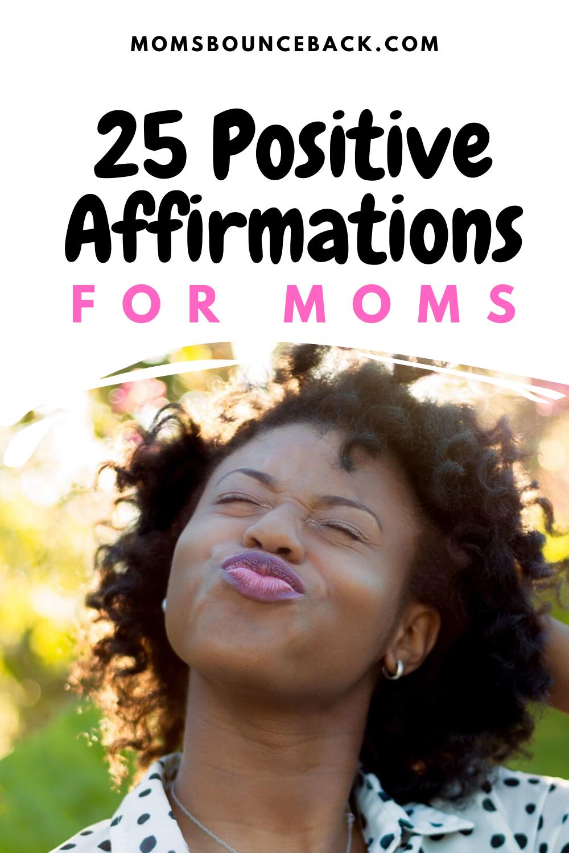 25 Affirmations for Moms