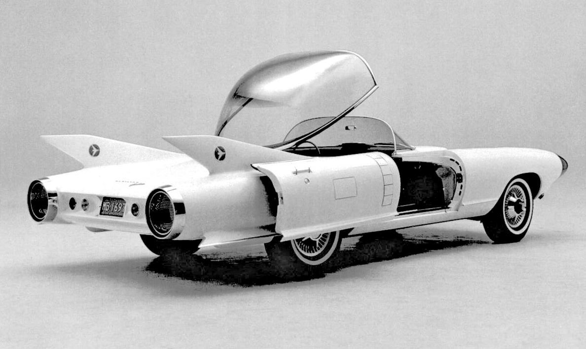 Cadillac Concept Car from the 50's.