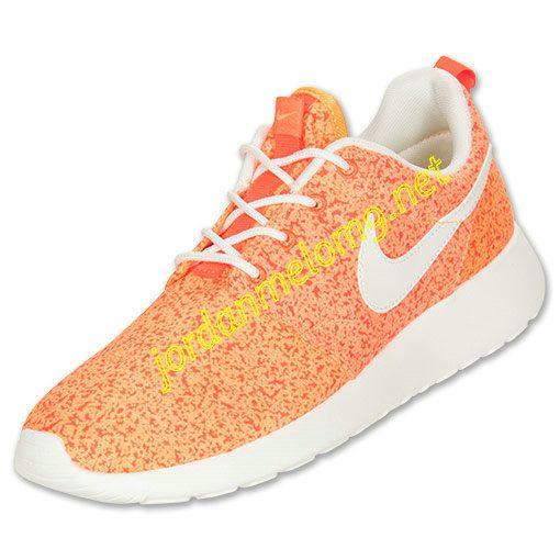 pretty nice 9a72c d4f90 Where To Buy Nike Roshe Run Review Womens Total Crimson Bright Citrus Sail  511882 800