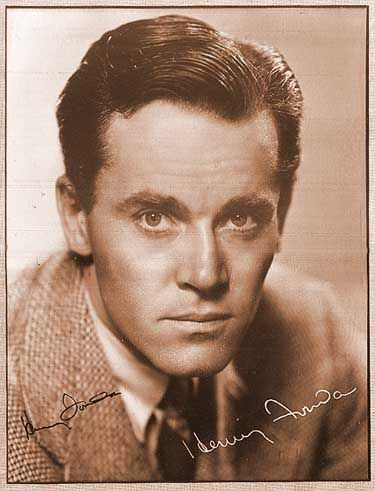Henry Fonda Enlisted in the U.S. Navy in August 1942 was stationed on the destroyer U.S.S. Satterlee as a quartermaster third class. Fonda was later commissioned a Lt.(j.g.) and was put into Air Combat Intelligence in the Central Pacific.  He was awarded a Bronze Star medal.