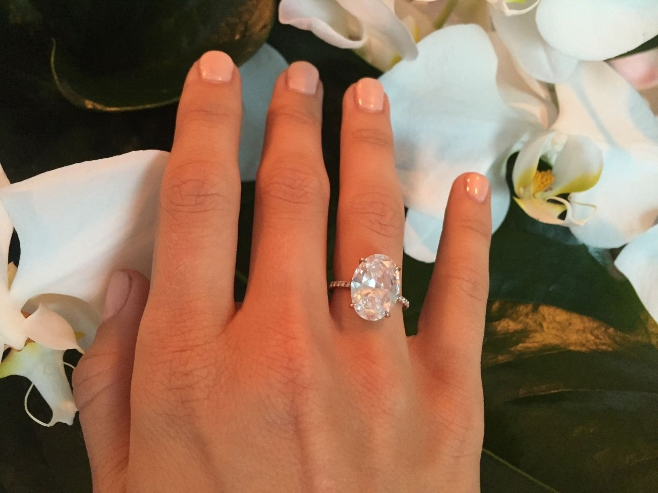 julianne hough engagement ring carats | Ring