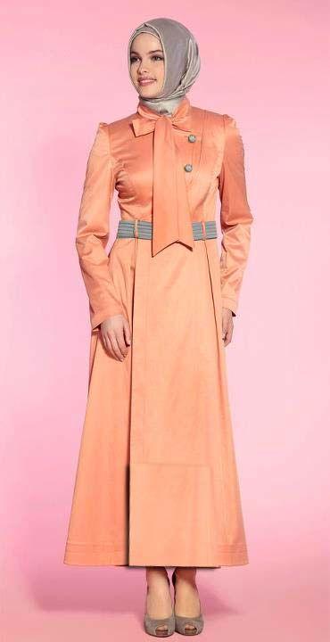 Butik Baju Muslim Yasmin Muslim Long Abaya ZC-M0025