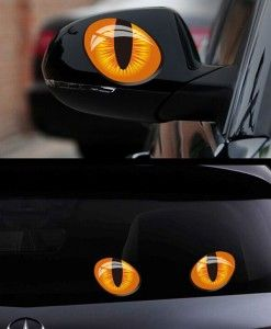2pcs-lot-car-covers-Cat-Eyes-mini-3D-Car-Decals-Sticker-Personalized-Rearview-Mirror-Sticker-For