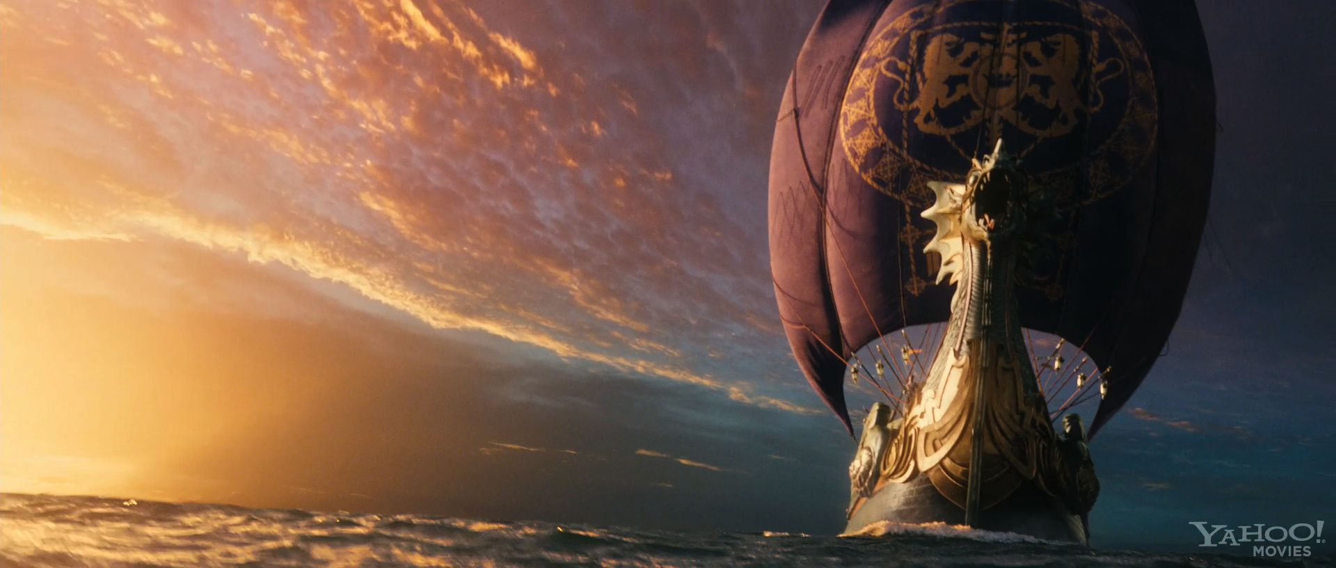 The Voyage Of The Dawn Treader A Review Of Sorts Chronicles
