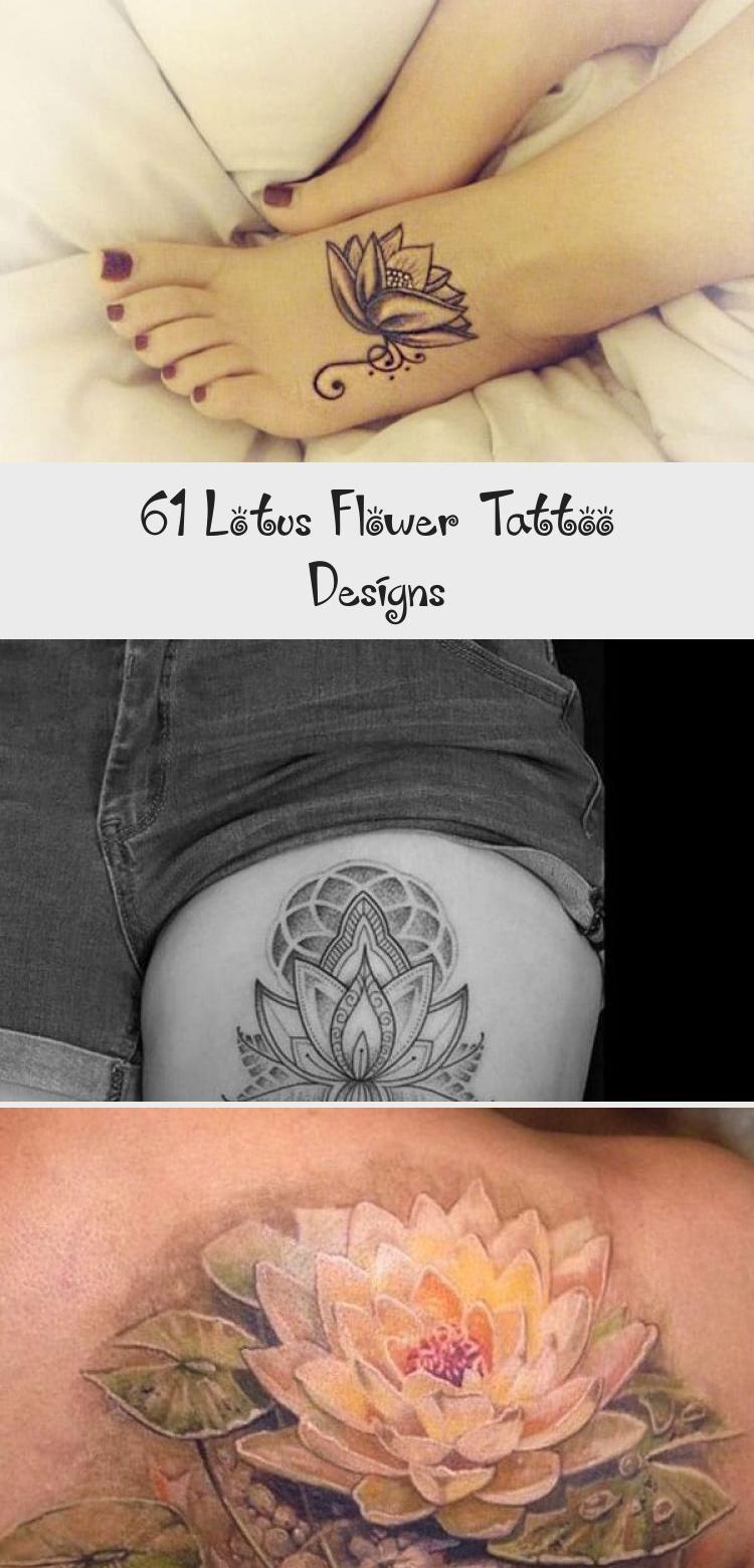 61 Lotus Flower Tattoo Designs Tattoo Blog In 2020 Small Lotus Flower Tattoo Lotus Flower Tattoo Design Flower Tattoo Designs