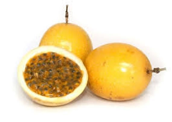 50 Fresh Passion Fruit Seeds In 2020 Passion Fruit Juice Passion Fruit Benefits Yellow Passion Fruit