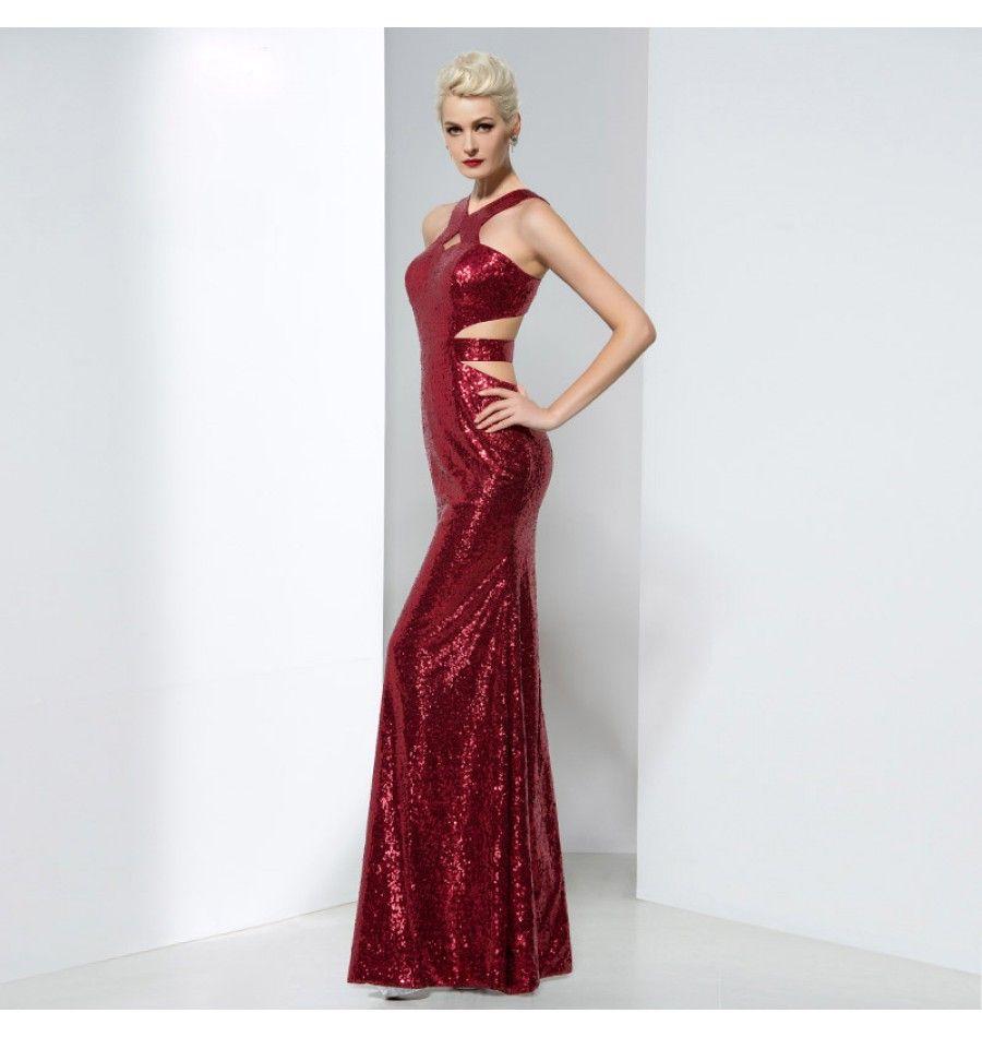 Promi Glitzer Cocktailkleid 2017 Luxus Pur | Günstige Damenmode ...