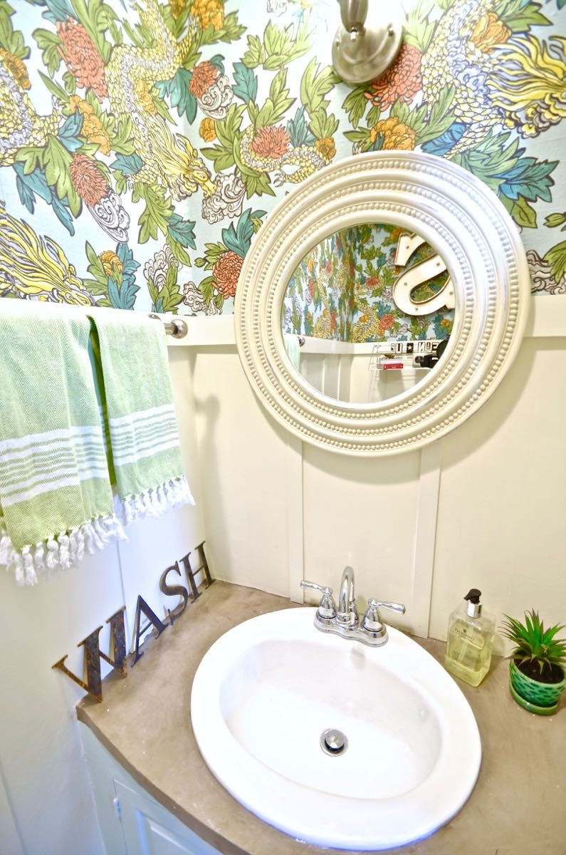 How To Paint A Sink Home Improvement Projects Kitchen Sink Interior Painting A Sink