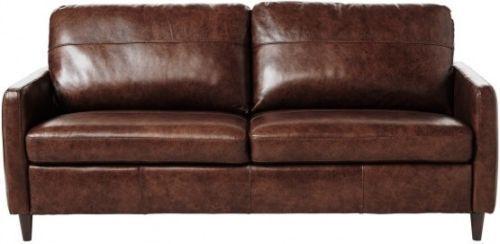 John Lewis Dalston Leather Small Sofa Earth Bronx Small Leather Sofa Small Sofa Sofa