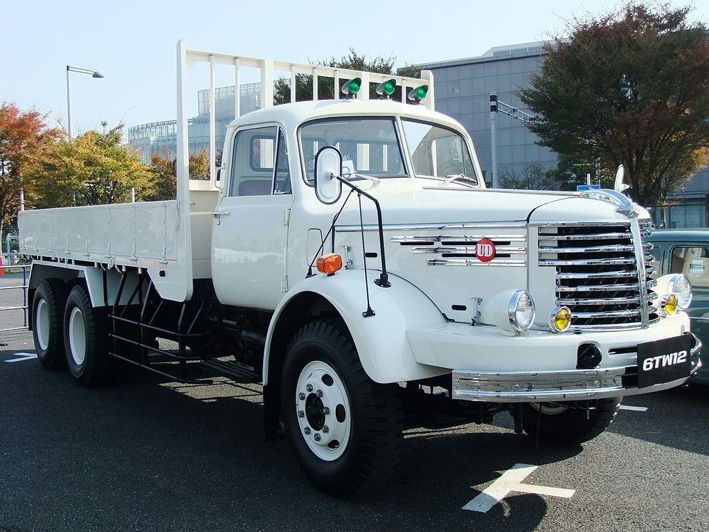 Nissan Diesel UD 6 tons NISSANUD Classic Japan Truck 50