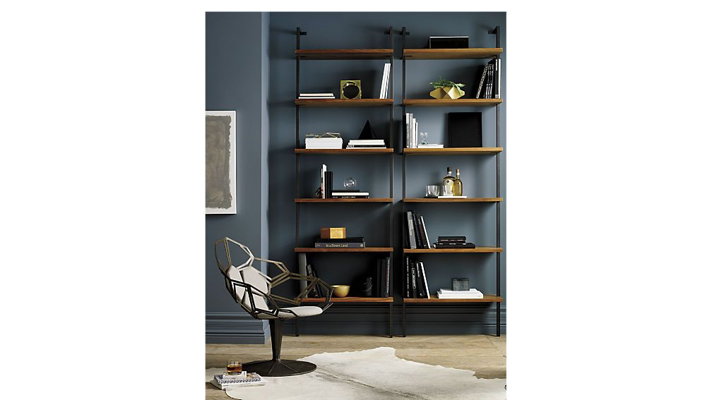 Helix 96 Acacia Bookcase Love The Height And Style Of This I D Vote For 4 These