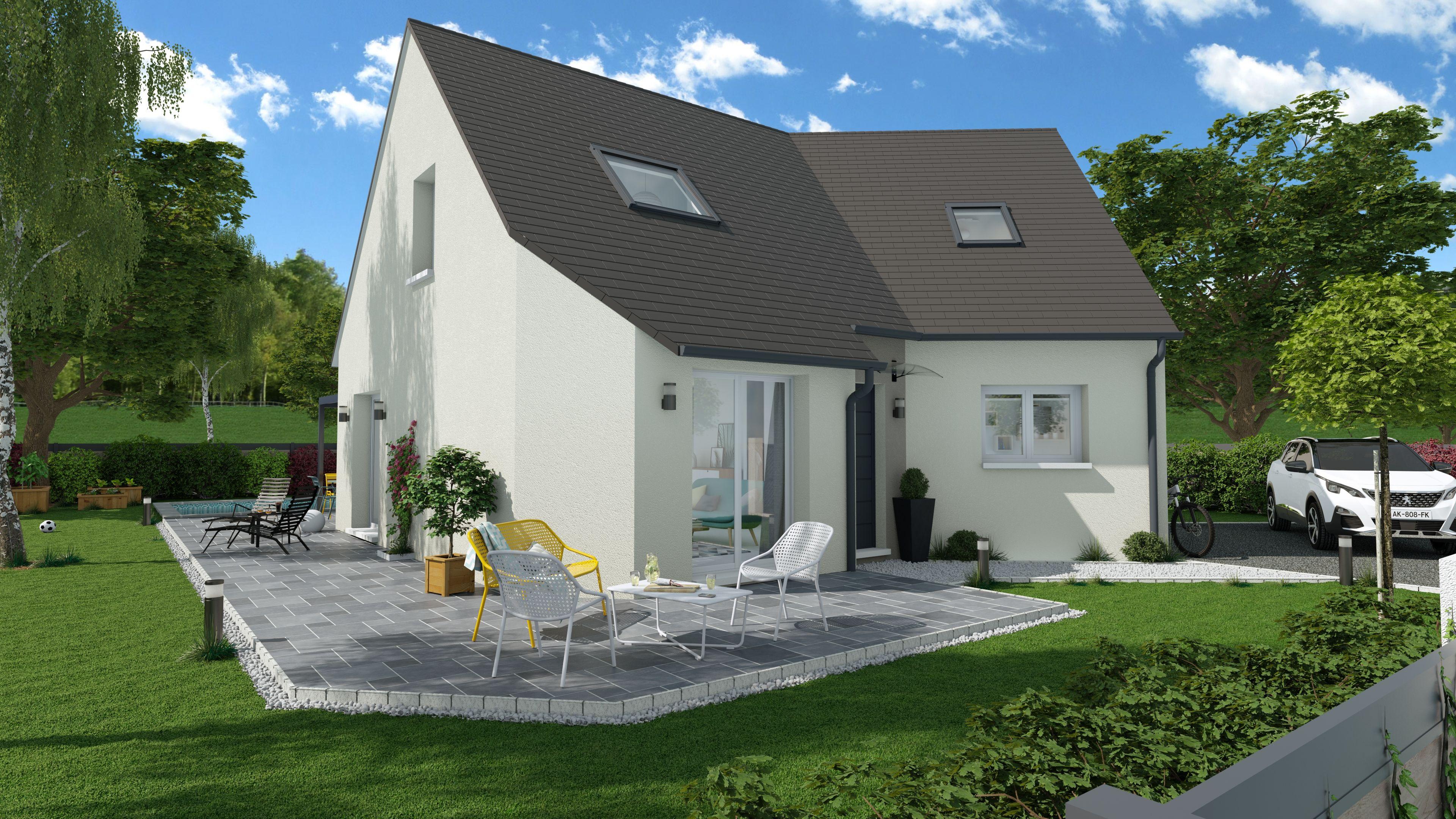 Logiciel modelisation maison avie home for Logiciel home