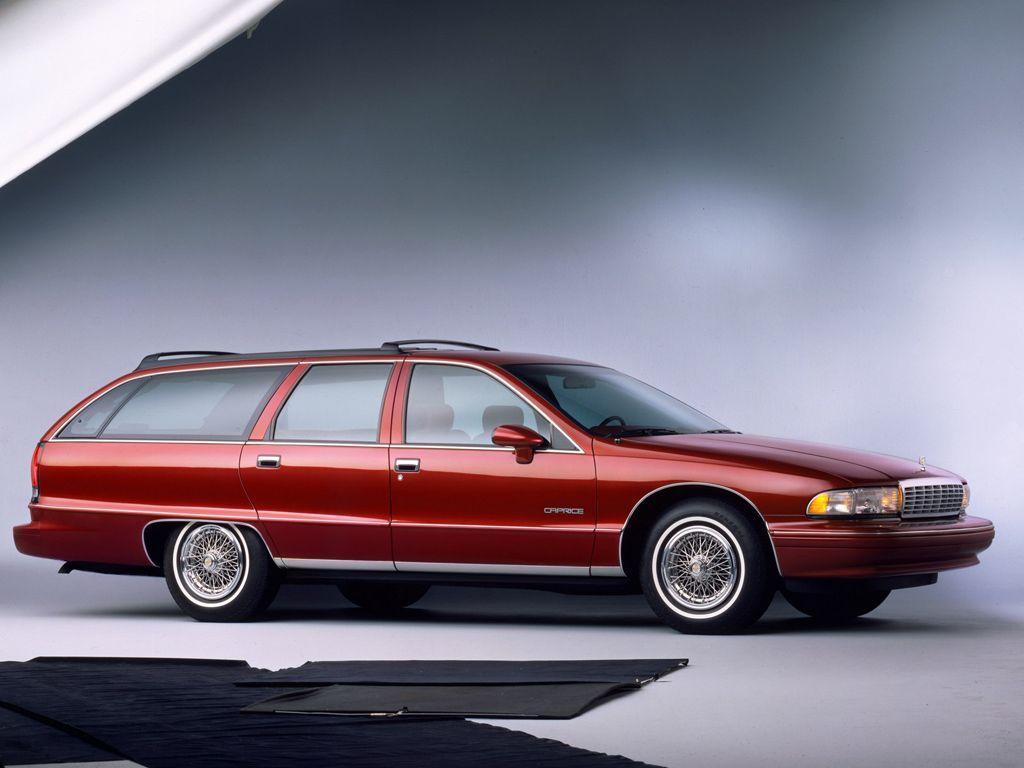 All Chevy 96 chevrolet caprice : Chevrolet Caprice Classic State Wagon   Chevrolet   Pinterest ...