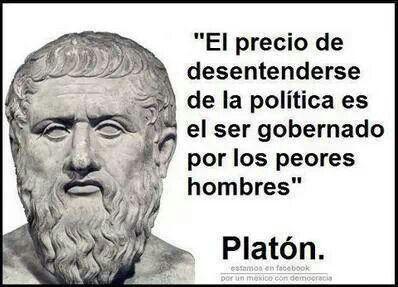 Política Citas Políticas Frases De Platon Y Frases