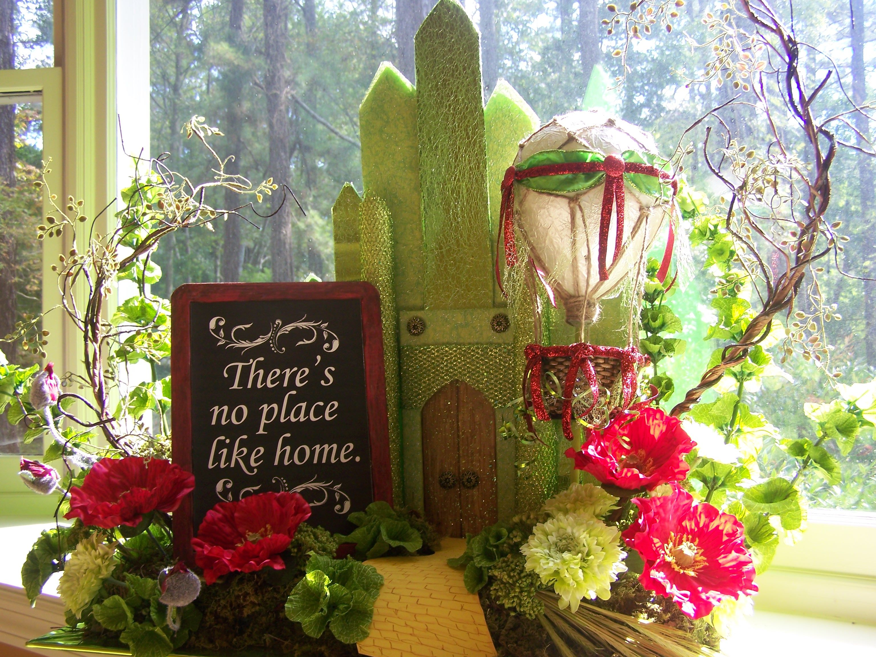 Wizard Of Oz Party Decorations 17 Best Images About Wizard Of Oz Dinner Dance On Pinterest