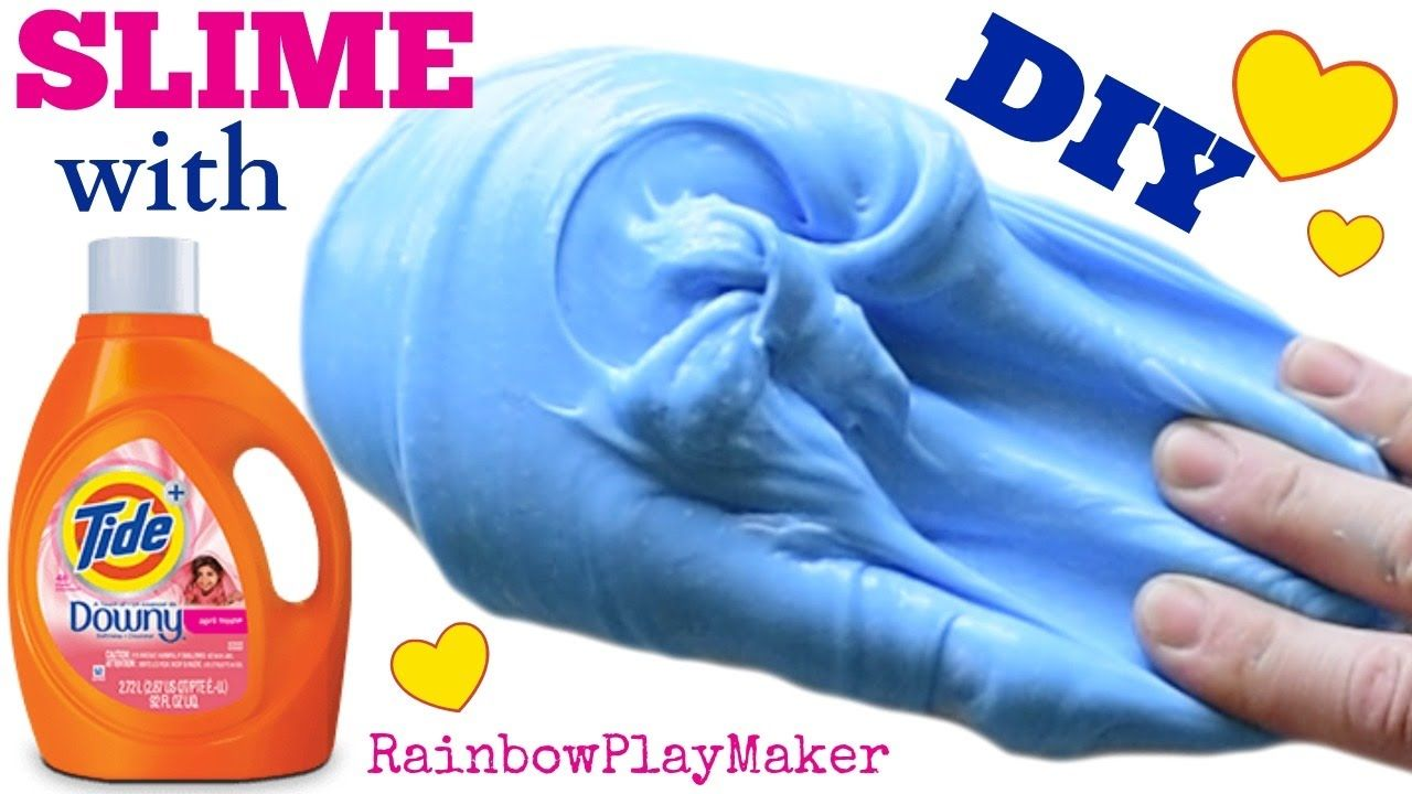 Diy basic tide slime recipe fast easy tutorial only 2 diy basic tide slime recipe fast easy tutorial only 2 ingredients ccuart Choice Image