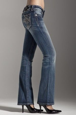 Miss Me Jeans.....my new favorite brand. I LOVE Them.