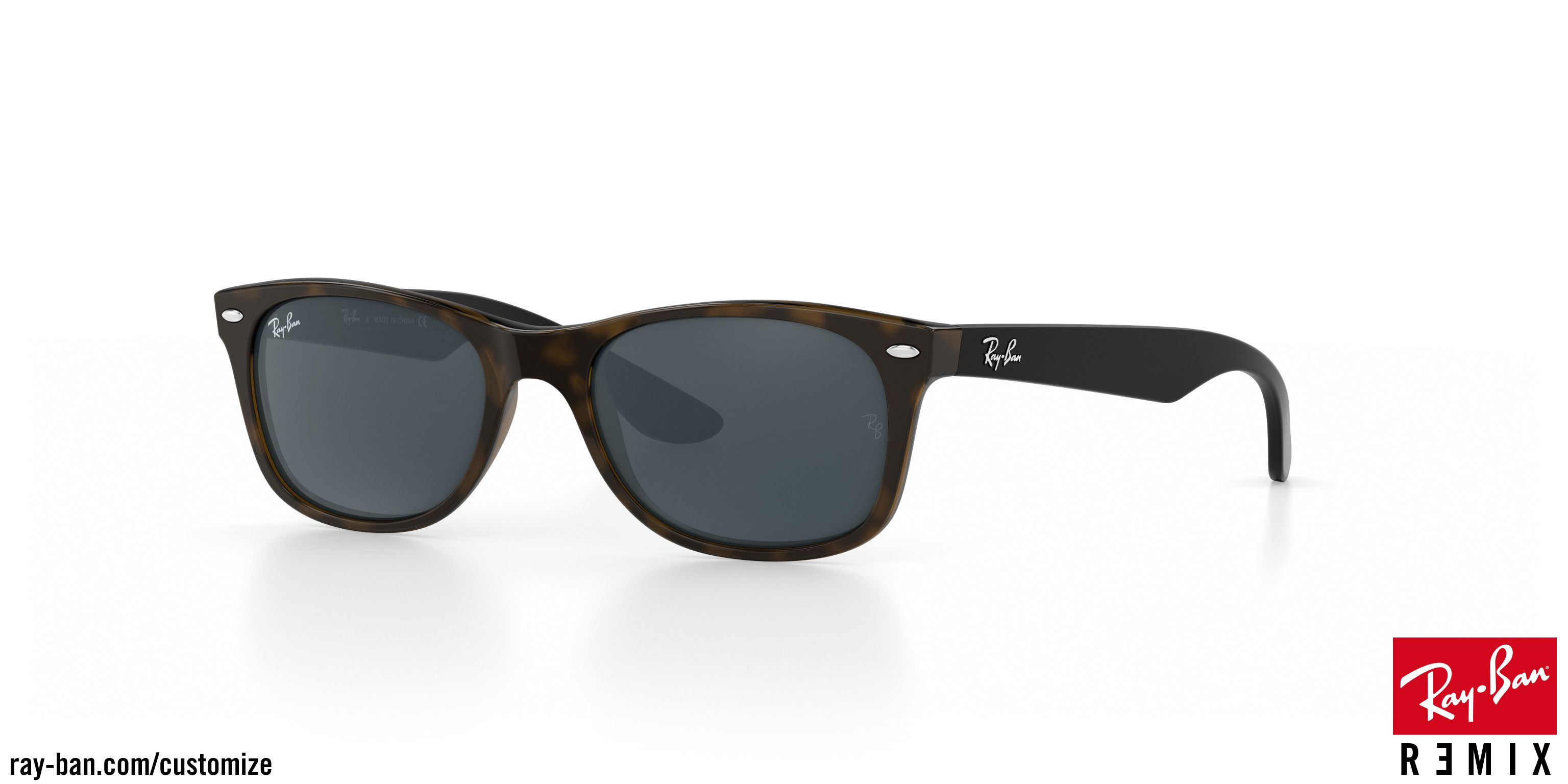 60fd70c6fe6de Look who s looking at this new Ray-Ban new wayfarer junior sunglasses.  ViajanteRay BansÓculos De Sol