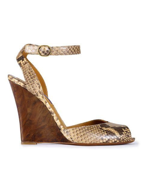 Ralph Lauren Estrid II Platform Sandals cheap get authentic outlet latest collections Y81jnSx
