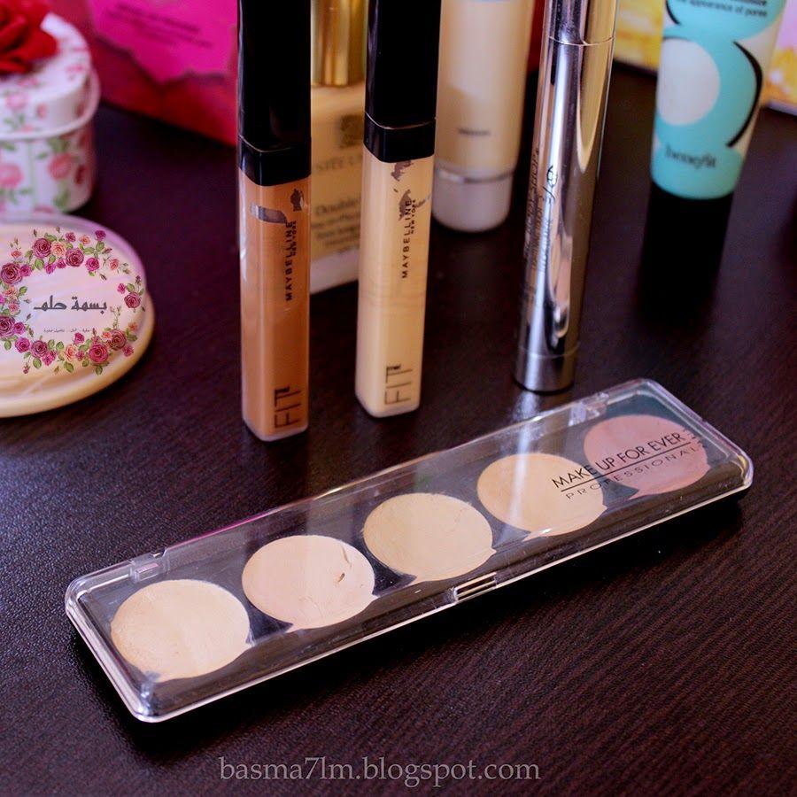 باليت مخفي العيوب الكريمي من ميك اب فورايفر Makeup Forever 5 Camouflage Cream Palette التفاصيل في المدونة Camouflage Cream Makeup Forever Makeup
