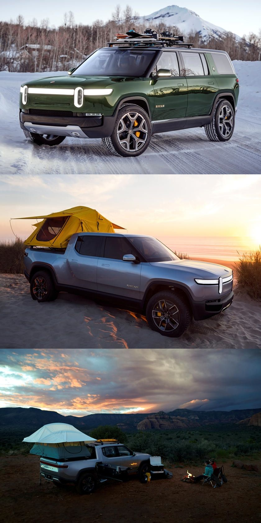 Rivian Plots New Way To Challenge Tesla. The first step