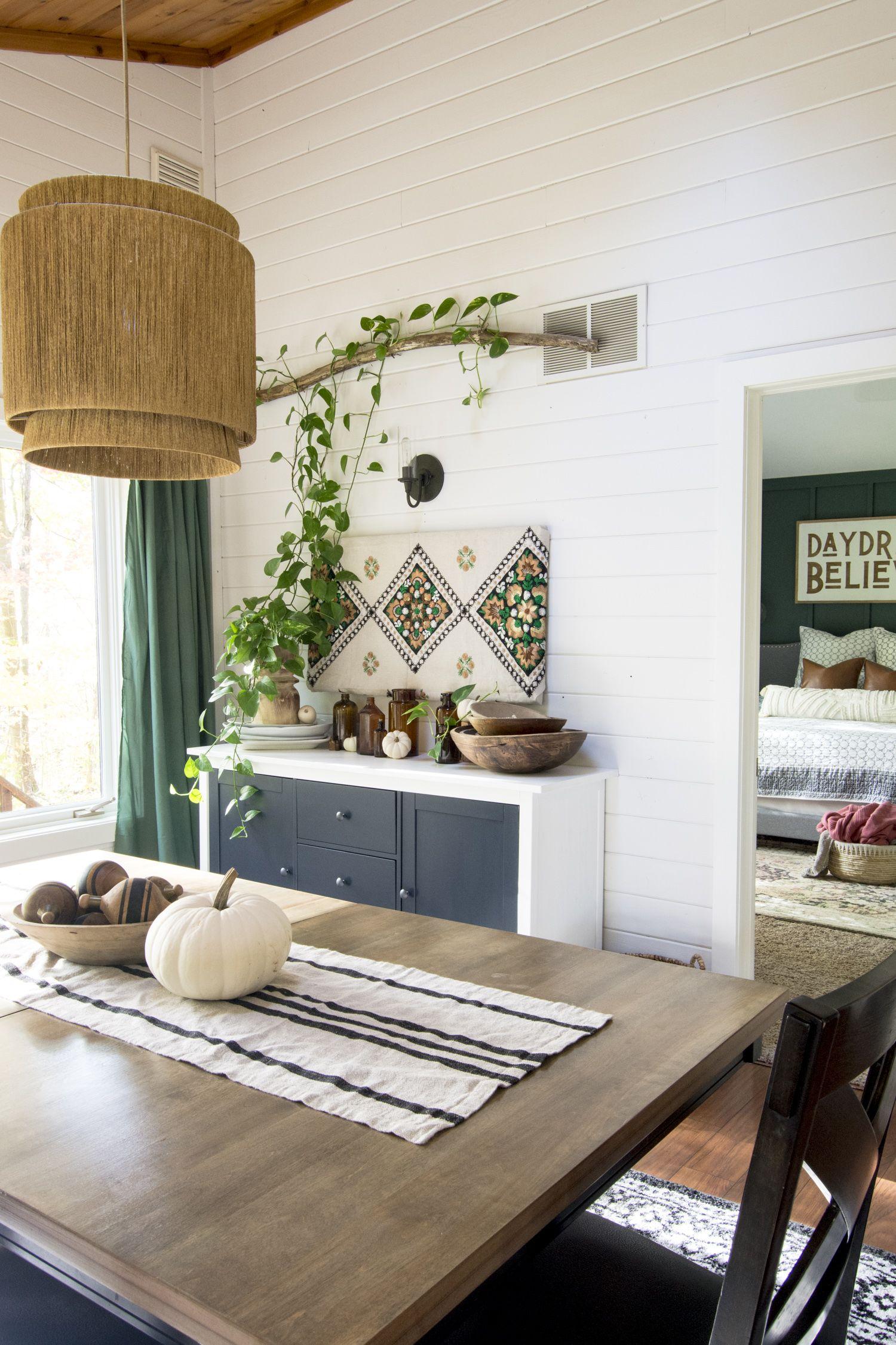 Diy modern farmhouse buffet decor home decor farmhouse