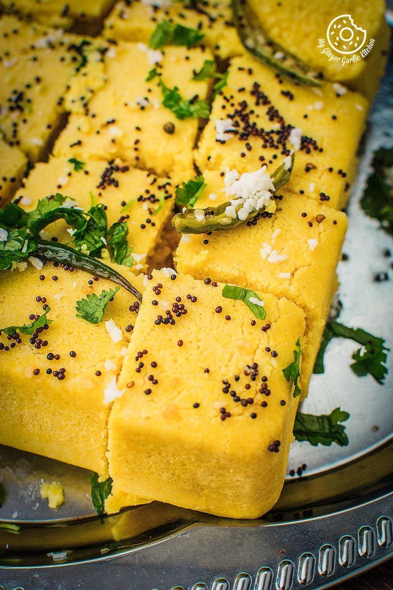 Khaman dhokla recipe how to make instant soft and spongy dhokla khaman dhokla recipe how to make instant soft and spongy dhokla mygingergarlickitchen forumfinder Choice Image