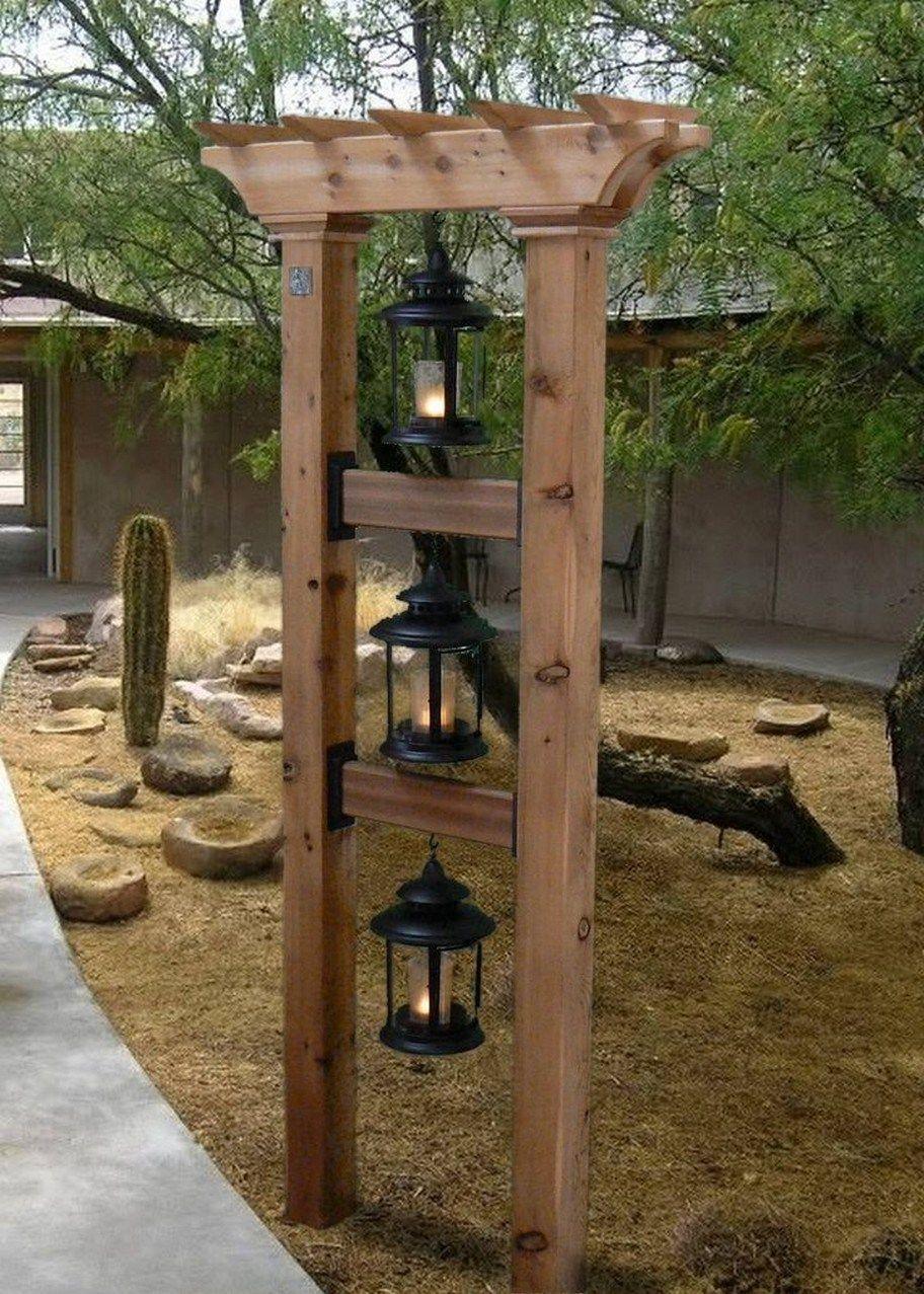 Serenity Botanical Tower aka Japanese Lantern Pagoda Trellis - by Budget101.com