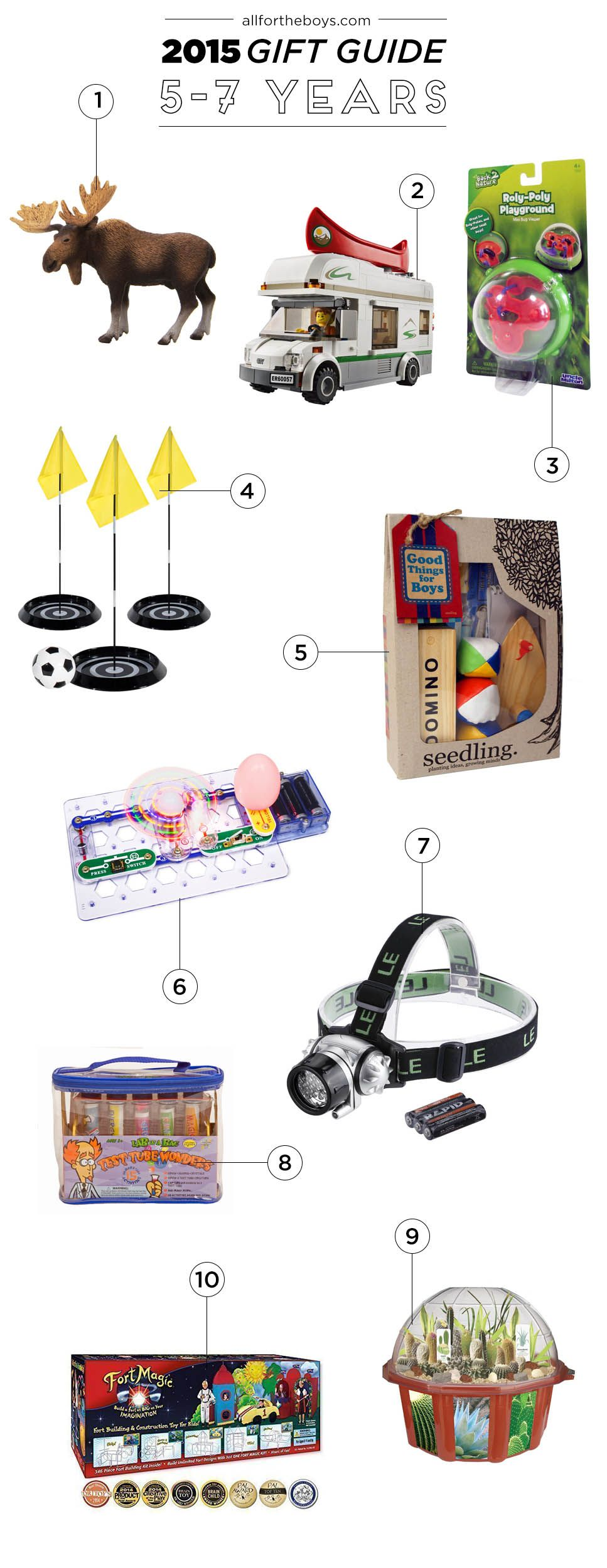 2015 gift guide 5 7 year olds all for the boys